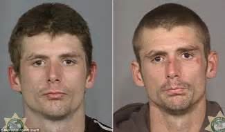 Faces of Meth Addicts Before and After