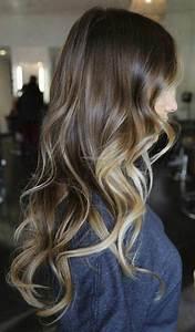 Balayage Cheveux Bouclés : le balayage californien photos techniques et les ~ Dallasstarsshop.com Idées de Décoration