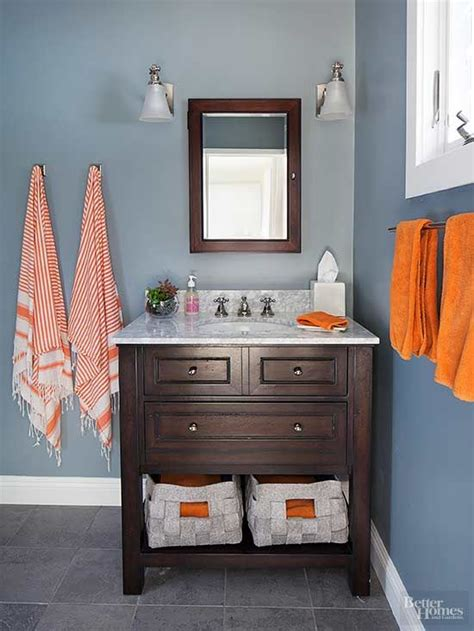 Bathroom Colors That Go With Grey by Stylish Bathroom Color Schemes Home Bathrooms Bathroom
