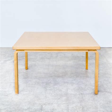 alvar aalto dining table 82a dining table by alvar aalto for artek 1960s 61658