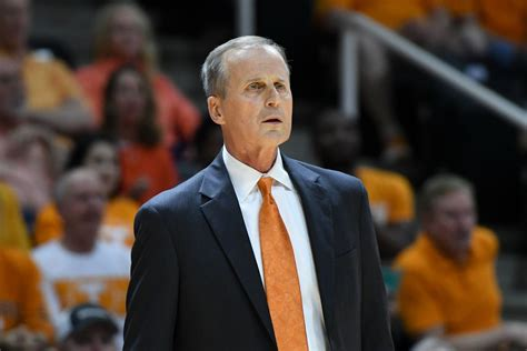 Rick Barns college basketball what rick barnes said after tennessee