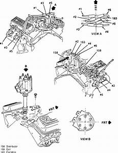 Looking For Distributor Cap  Spark Plug Wiring Diagram For 1992 Chevy Truck