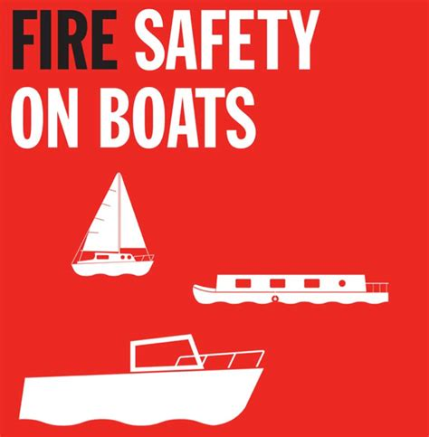 Boat Safety Fire Extinguishers by Fire Extinguishers Weymouth Harbour