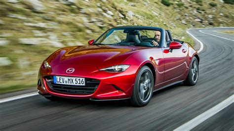 mazda mx  review top gear