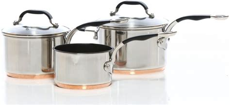 copper saucepan buyers guide pros cons  cooked