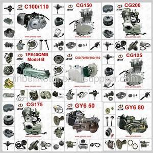 Cd70 Honda Parts
