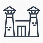 Icon Jail Prison Icons Getdrawings Editor