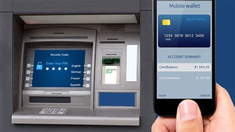 Cardless ATM access: 'Keep up or get left behind' | ATM ...