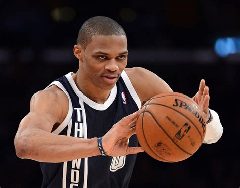 Russell Westbrook Crosses The Fashion Line In Flaunt ...
