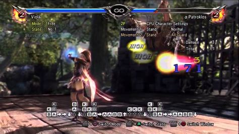 Soul Calibur 5 Viola Is Balanced Youtube
