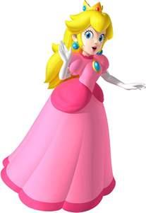 Princess Peach Mario Characters