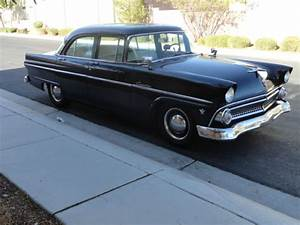 1955 Ford Customline 4-door Sedan