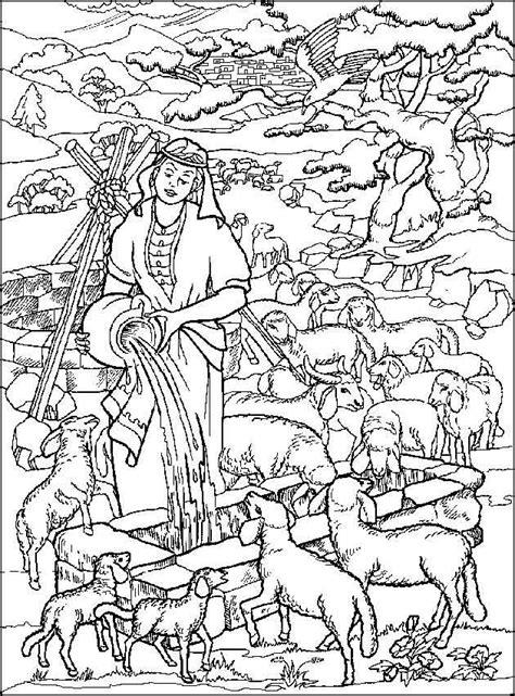 Kleurplaat Kandelaar Bijbel by De Herderin Gkv Apeldoorn Zuid Kleurplaten