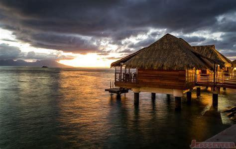 Intercontinental Tahiti Overwater Bungalow Hotel Review