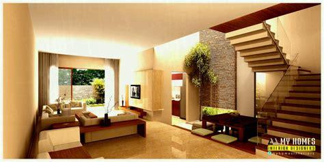 Attractive Design Small House Interior In Kerala Photos