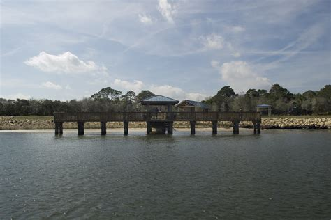 waterfront park waterway intracoastal trail coast palm florida parks acres