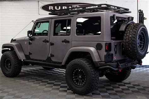 jeep unlimited 2017 jeep wrangler rubicon unlimited gray line x