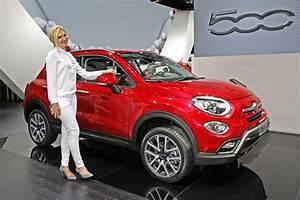 Fiat Prix : prix fiat 500 x nouveaux moteurs multijet 95 ch et multiair 140 ch l 39 argus ~ Gottalentnigeria.com Avis de Voitures