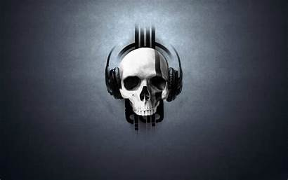 Wallpapers Cool Desktop Skulls Pc 1080p Skull