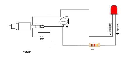 Microphone Pinout Qrp Transceiver Wiki