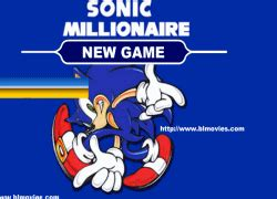 play      millionaire sonic edition game