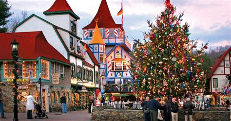 These Towns Celebrate Christmas Year Round Thetravel
