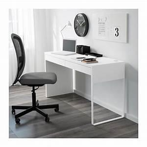 Bureau Design Ikea : micke bureau blanc ikea ~ Teatrodelosmanantiales.com Idées de Décoration