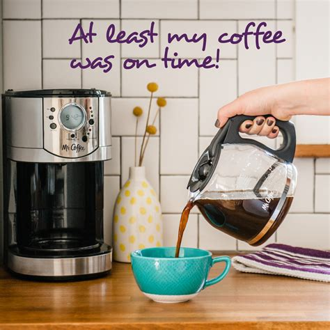 Unplug the machine for several minutes the ability to brew coffee, tea, and hot cocoa is especially helpful in satisfying everyone in need of a hot beverage. How many times did you hit snooze this morning? Your coffee won't judge. #DaylightSavings # ...
