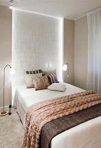 Schlafzimmer Indirekte Beleuchtung : schlafzimmer gestaltung ideen apricot beige braun indirekte beleuchtung wand schlafzimmer ~ Orissabook.com Haus und Dekorationen