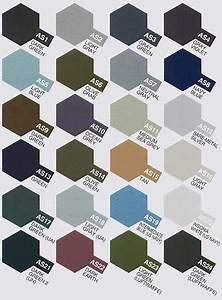 Color Chart Tamiya Modeling