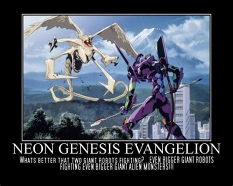 Neon Genesis Evangelion Bad Anime Whats A Reallly Overrated Anime Anime Answers Fanpop