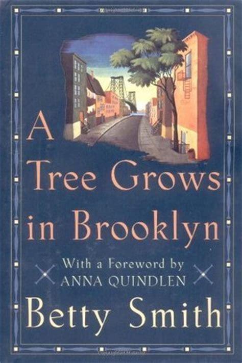 tree grows  brooklyn  betty smith reviews