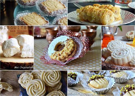 gâteaux algériens 2017 traditionnels et modernes le