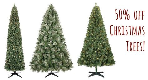 50 off christmas trees at target free shipping