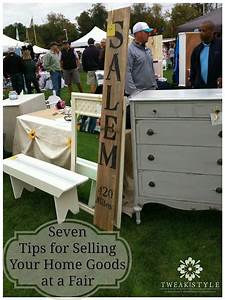 7 tips for selling furniture and home goods at a vendor for Does homegoods sell furniture