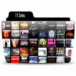 Folder Icon Tv Series Icons Shows Colorflow