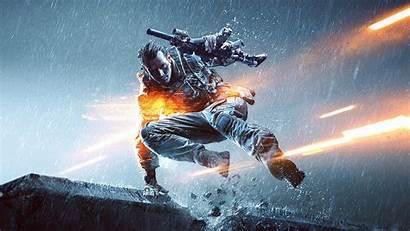 Battlefield Background Desktop Wallpapers Soldier Dragons Games