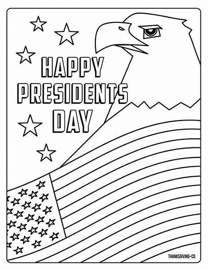 Presidents Coloring Printable Worksheets Flag Printables Kindergarten