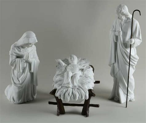 department 56 nativity department 56 winter silhouettes porcelain at replacements ltd page 1