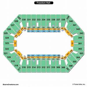 Music Hall At Fair Park Seating Chart Freedom Hall Seating Chart Seating Charts Tickets