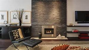 A Twist of Old Brick Fireplaces in 15 Modern and ...