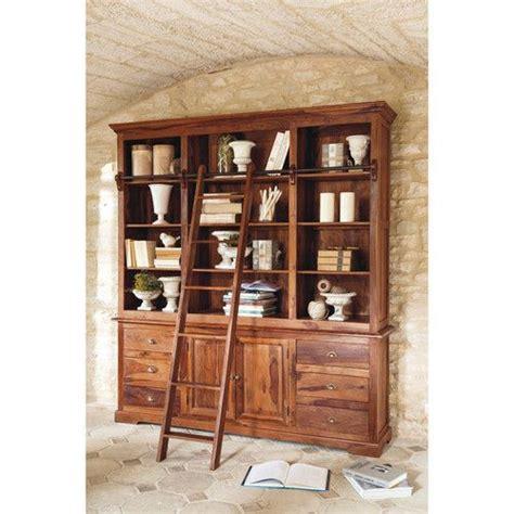 cuisine luberon maison du monde bibliothèque avec échelle luberon maisons du monde