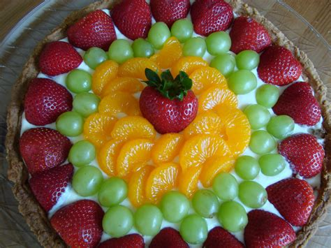 fresh fruit dessert recipes halal fresh fruit tart