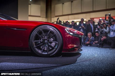 2015 Mazda Rx Vision Concept Side Hd Wallpaper 5