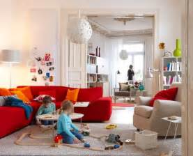 living room with red sofa image photos pictures ideas