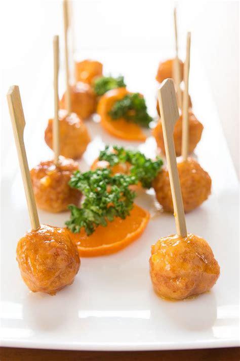 cheap canapes recipes orange chicken polpettine recipe fresh tastes pbs