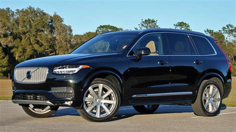 volvo xc  awd inscription driven review top speed