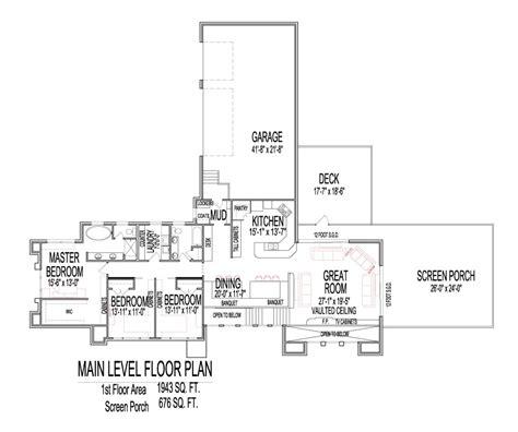 cool floor plans cool house floor plans modern split level 4000 square