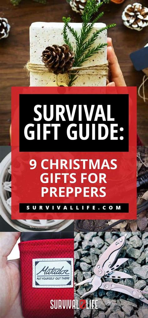 survival gift guide 10 christmas gifts for preppers