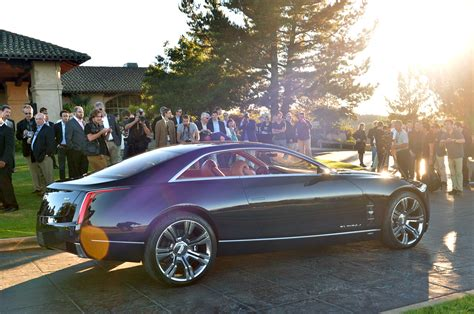 Cadillac Elmiraj Concept Monterey 2018 Photo Gallery